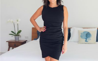 We Found the Perfect Little Black Travel Dress