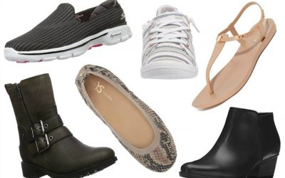 Best Airplane Shoes for Long Haul Flights Recommended by Readers