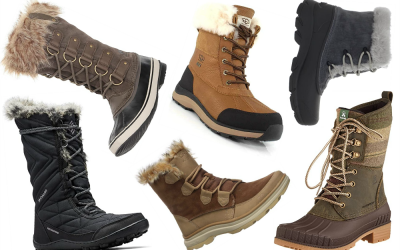 Best Snow Boots for Women Traveling to Cold Weather Destinations
