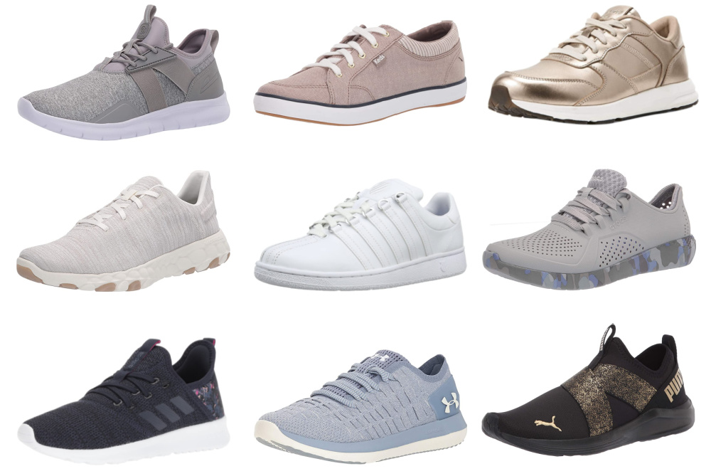 17 Best Tennis Shoes for Women That Are Comfy and Cute