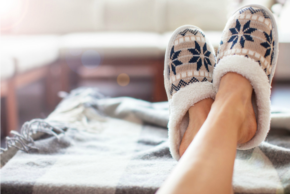 Wear These Comfy Slippers for Women Everywhere (Home or Travel)