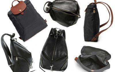 Longchamp Le Pliage vs. Rebecca Minkoff Julian Backpack Review