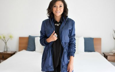 Form Meets Function with Women's Hidden Pocket Clothing for Travel