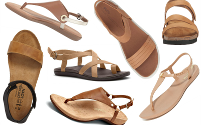 Tan Sandals Are the Perfect Neutral for Your Summer Wardrobe