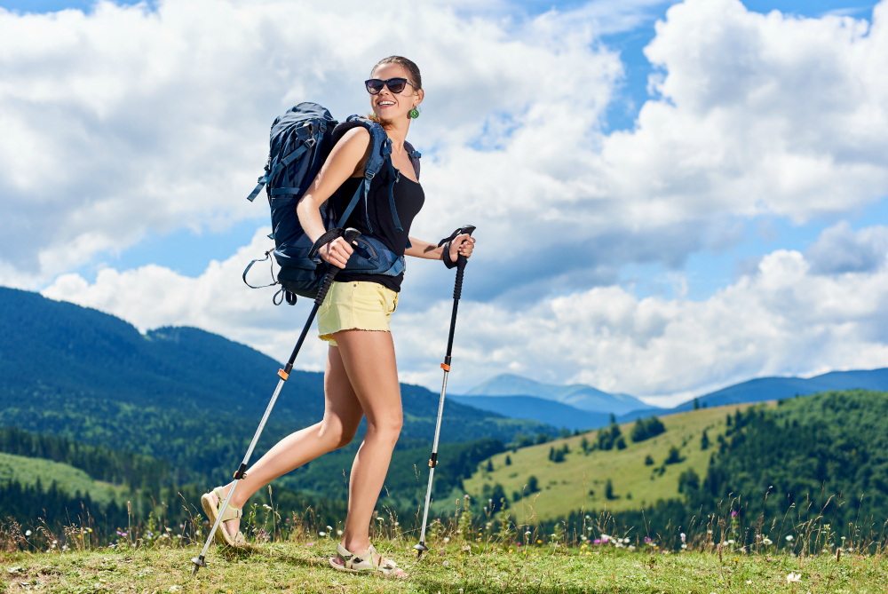 Best Hiking Poles to Tackle Any Terrain Near or Far