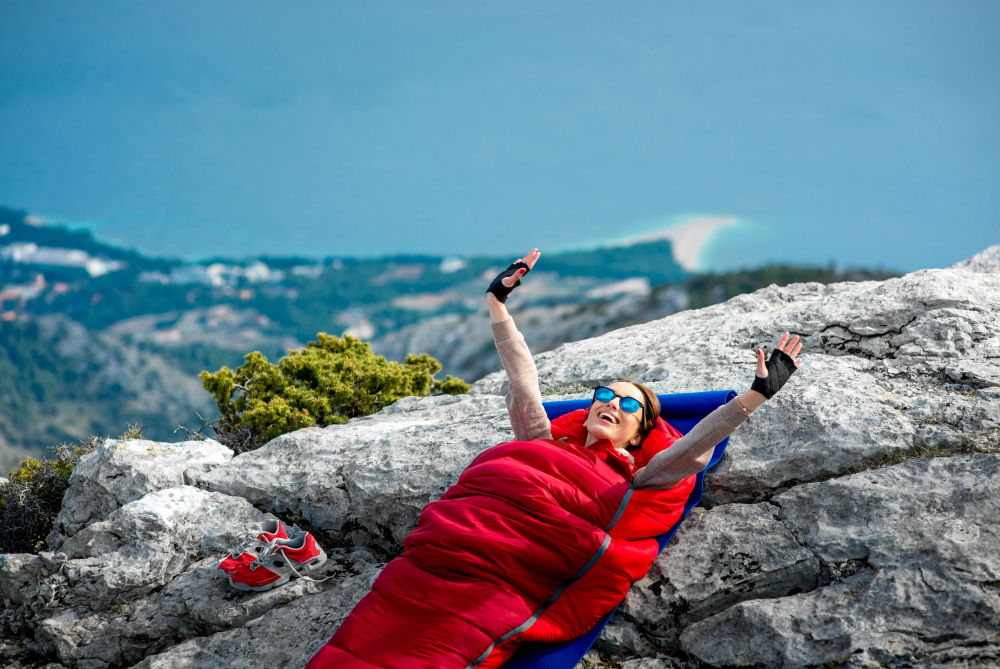 Stay Cozy and Dry With the Best Sleeping Bags for Camping