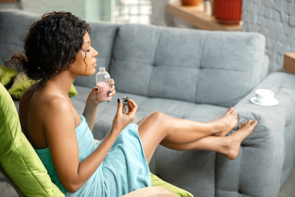 Love to Pamper While on Vacation? Here's How to Have a DIY Spa Day at Home