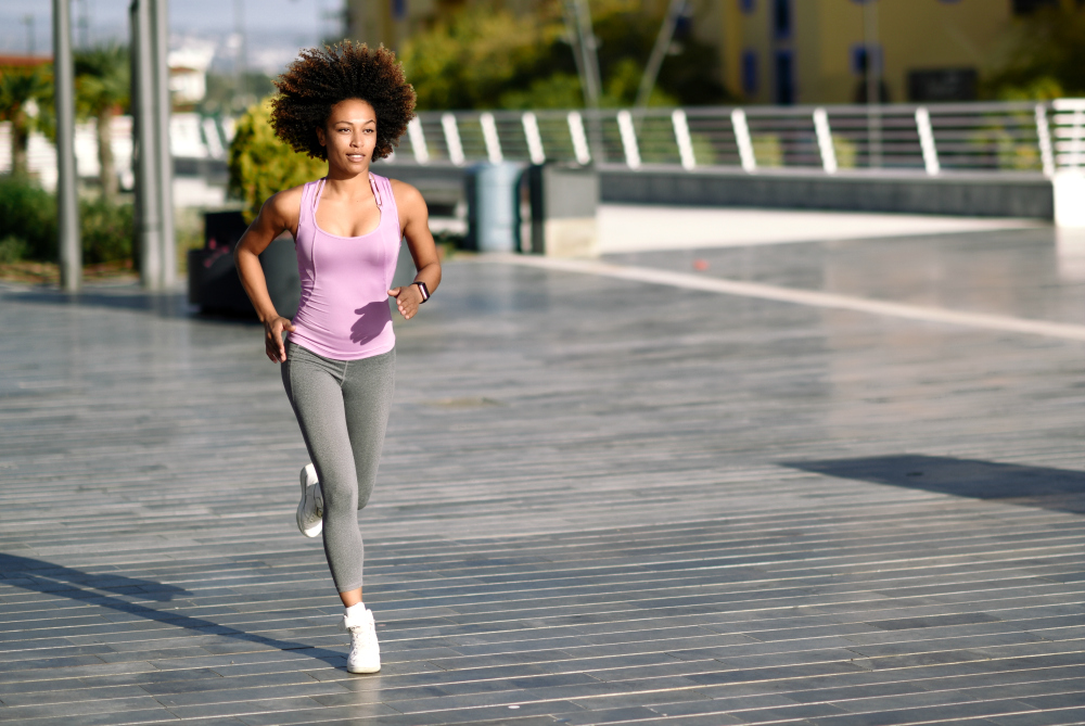 Keep Your Fitness Routine on the Go With the Best Workout Leggings for Women