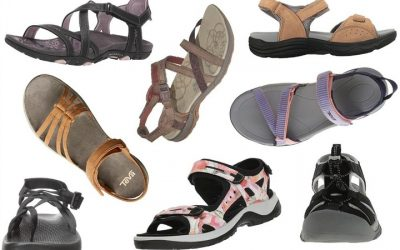 12 Best Hiking Sandals for Women to Conquer the Outdoors