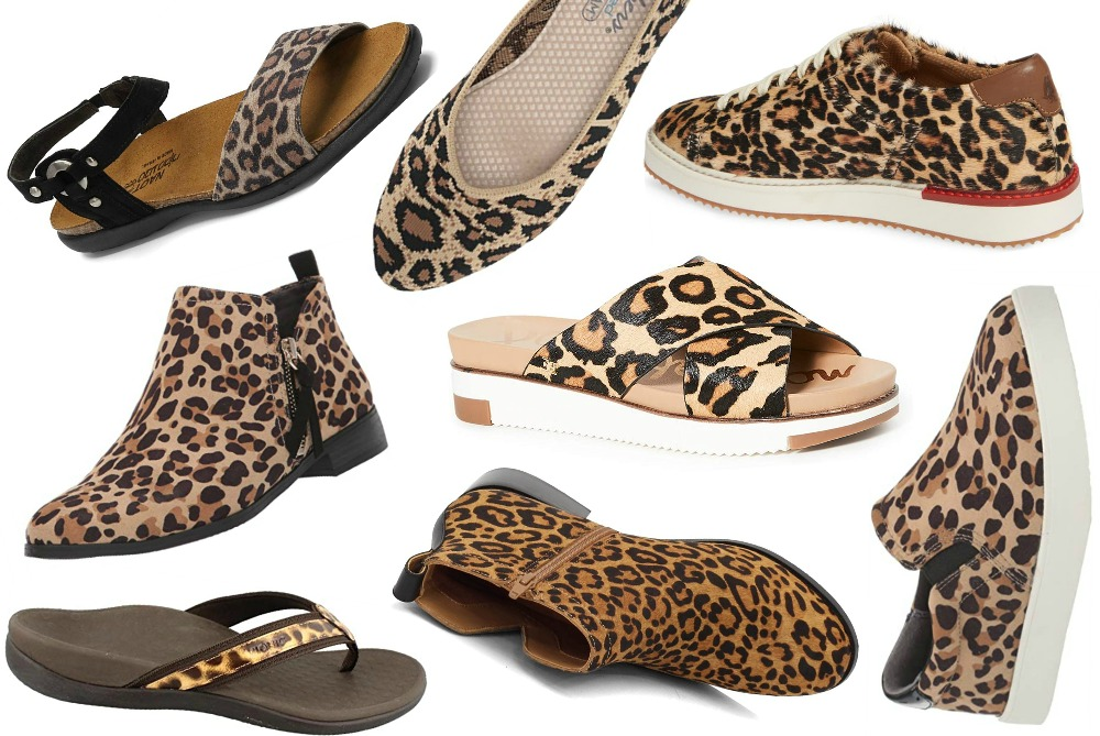 Add Flair to Your Wardrobe With the Best Leopard Print Shoes for Women