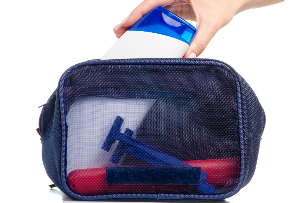 How to Downsize Toiletries: Save Space in Your Carry-On