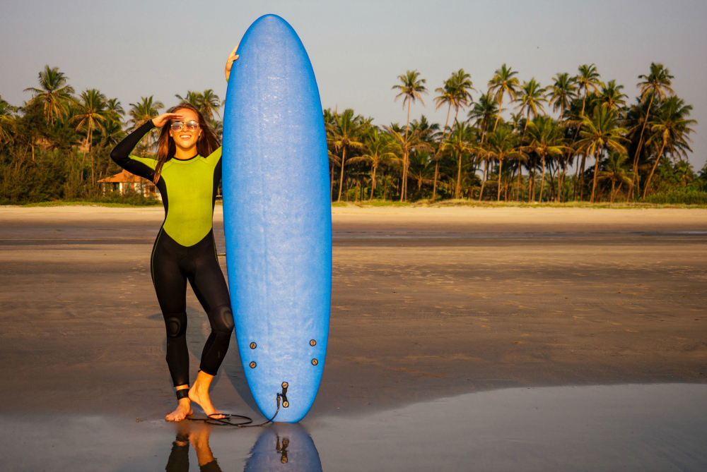 Best Womens Wetsuits for Surfing, Diving, and Swimming