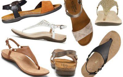 Naot Sabrina vs. Vionic Kirra Sandals Review