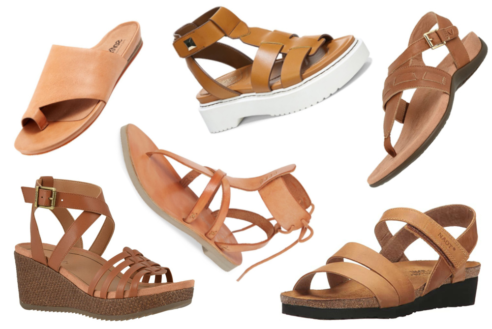 16 Tan Sandals Are the Perfect Neutral for Your Summer Wardrobe