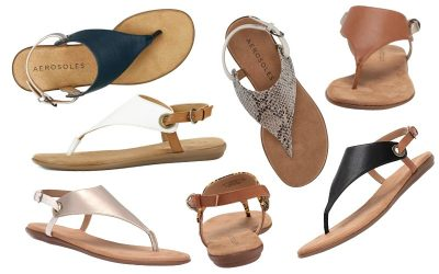 Are Aerosoles Sandals the Ultimate Summer Shoes? Find Out!