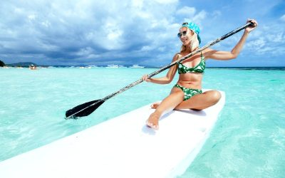 Best Inflatable Stand Up Paddle Board That's Packable and Easy to Tote
