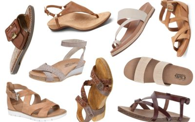30 Best Nude Sandals for a Range of Skin Tones