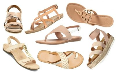 Best Nude Sandals for Women: Classic and Chic Summer Shoes