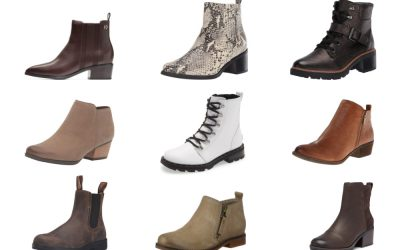 Shop the Best Ankle Boots for Fall and Spring