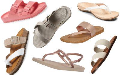 12 Best Beach Sandals for Women