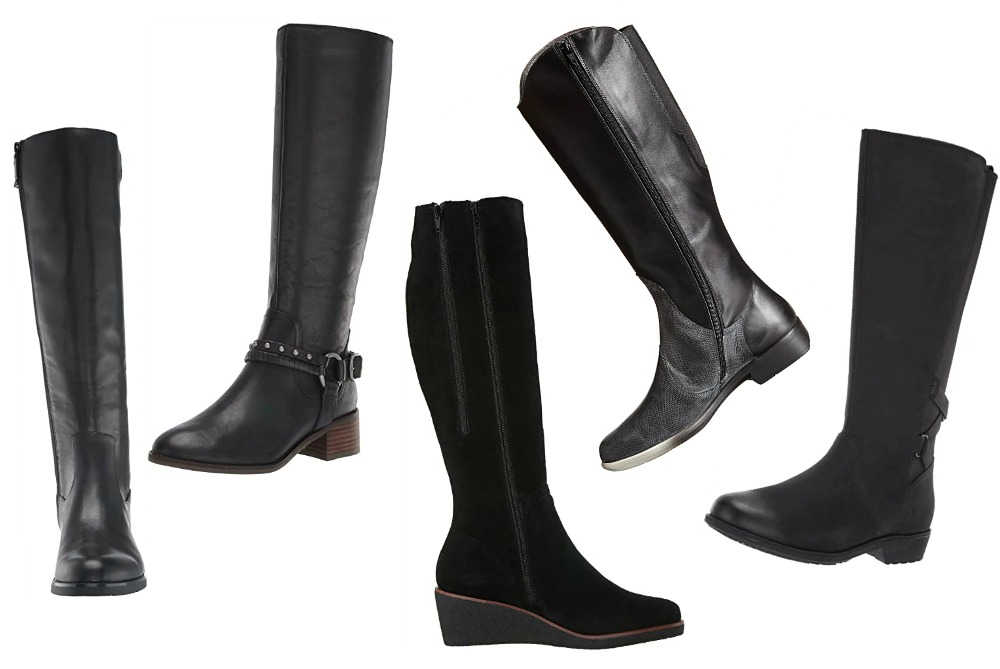 best-black-knee-high-boots