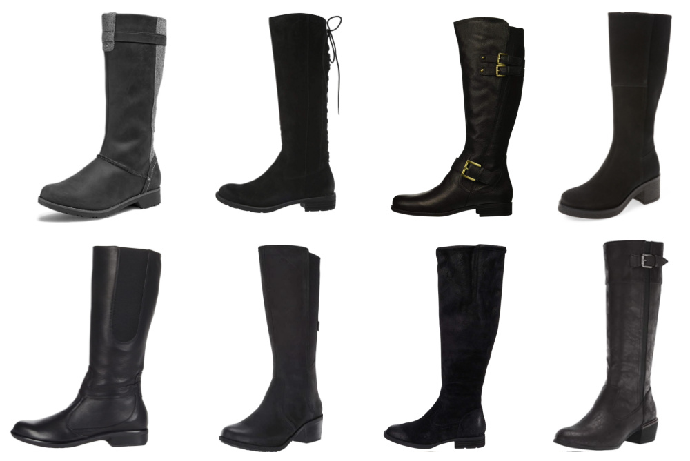 10 Best Black Knee High Boots: Comfy and Classically Chic
