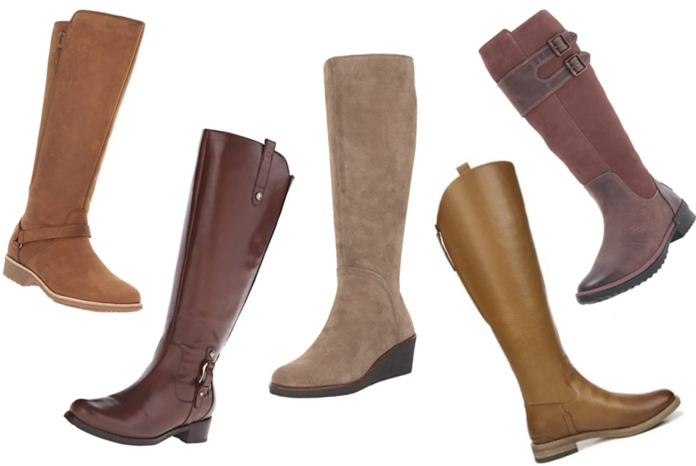 Add These 10 Best Brown Knee High Boots To Your Cold-Weather Outfits