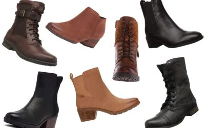 Best Womens Leather Boots for Travel