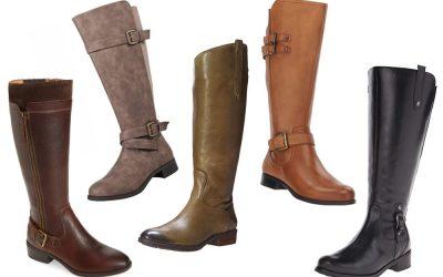 10 Best Wide Calf Knee High Boots for Women