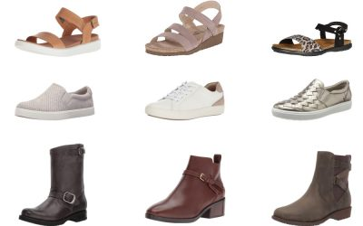 Best Womens Narrow Shoes for Travel That Are Comfortable and Cute