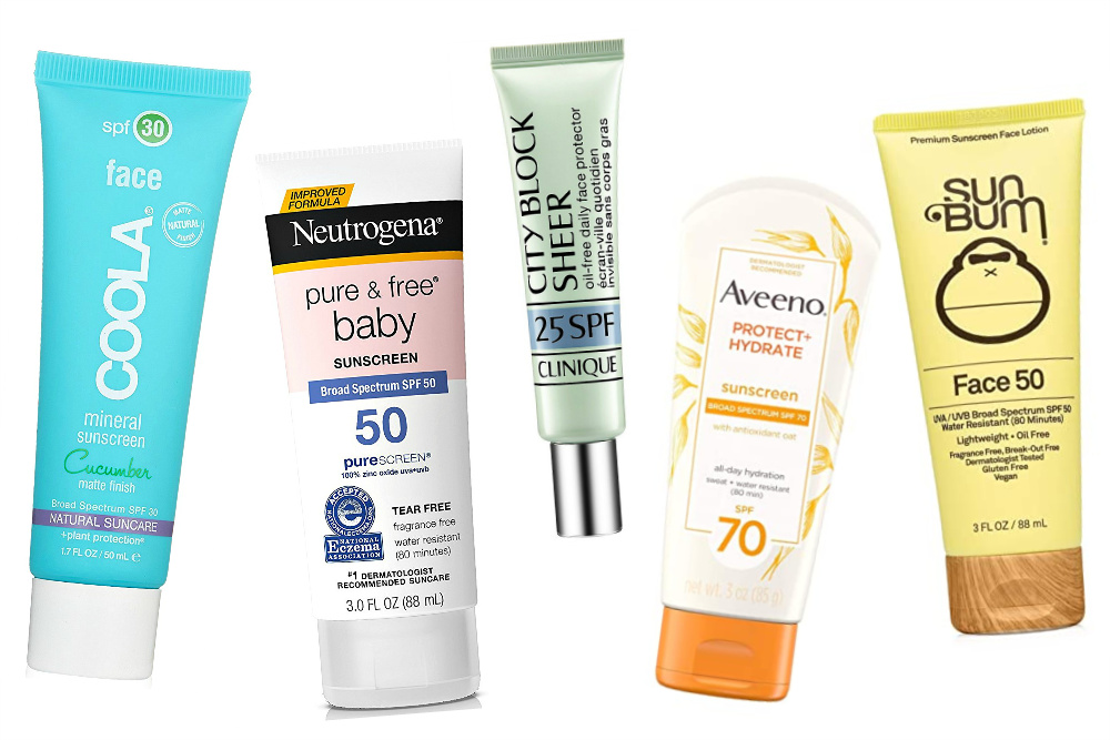 The 10 Best Face Sunscreens for Travel
