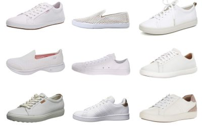 Best White Sneakers for Women: Comfortable, Cute, and Practical, too