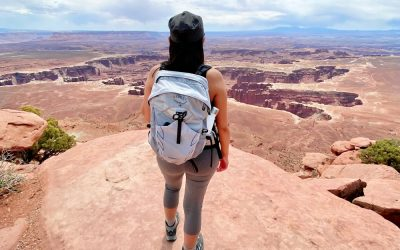 What I Packed for 2-Weeks of Hiking and Camping Around National Parks
