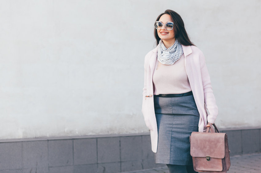 9 Comfortable Winter Skirts for Women That Are Cozy and Packable